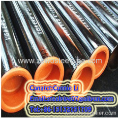 Threaded Petroleum casing pipe Oil pipe Oil steel pipe