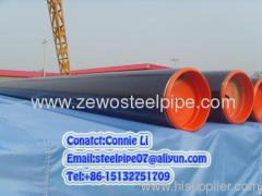 API screwed casing oil steel pipe