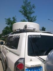 0.72m mobile VSAT antenna
