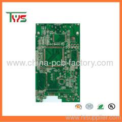 blank printed circuit board