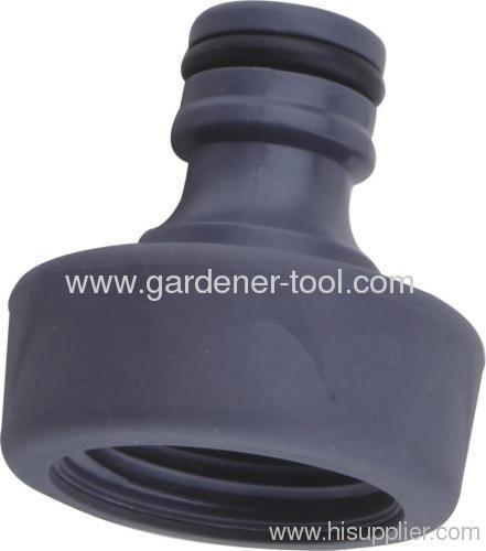 garden water hose connector to joint water source
