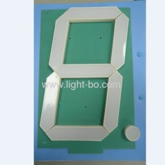 12 inch large size led display; 12-inch 7-segment led display ;