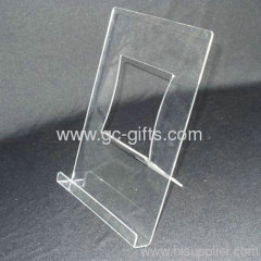 Good-looking of mobile phone display acrylic cabinet