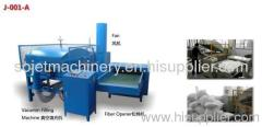 pillow and cushion automatic filling machine