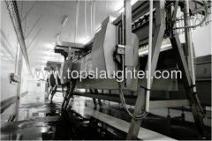 Poultry Processing Machine Chicken Defeathering Machine
