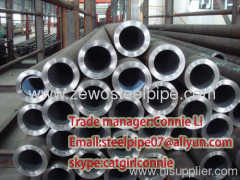 Thick wall seamless steel pipe with big diameter(20-677mm)