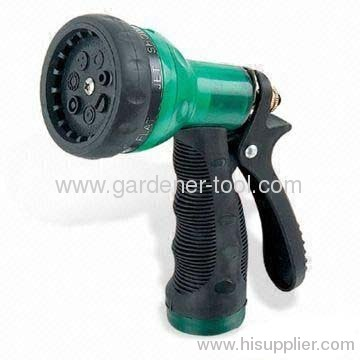 Plastic Transparent Water Trigger Nozzle