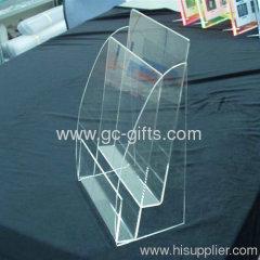 Good-looking of the steep & easy display rack for brochure