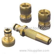 Brass Water Hose Fitting For Garden