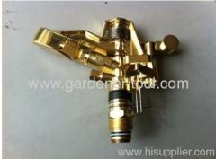 Brass Agriculture Water Impulse Sprinkler Head