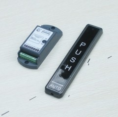 Wireless push button switches