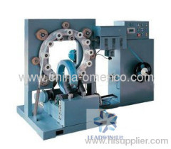 LS 550H Vertial ring type wrapping machine