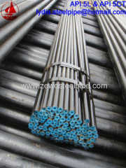 SCH40 COLD STEEL SEAMLESS PIPE