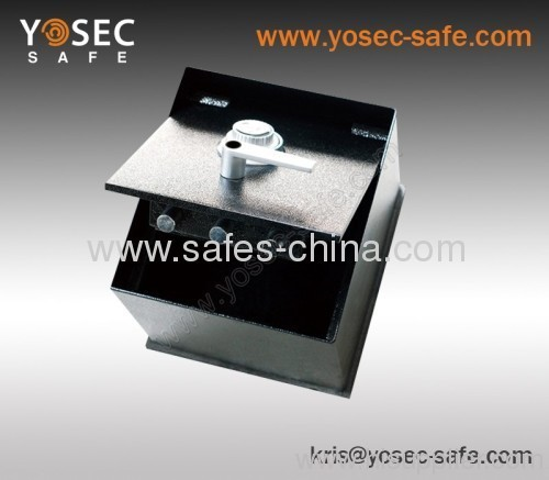 Commercial underfloor safes box from china manufacturer for Hidden floor safe