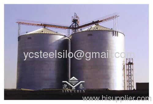Steel Silo Farm Silo Machinery