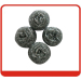 Antimicrobial Galvanized Scourer with high quality and reasonable price
