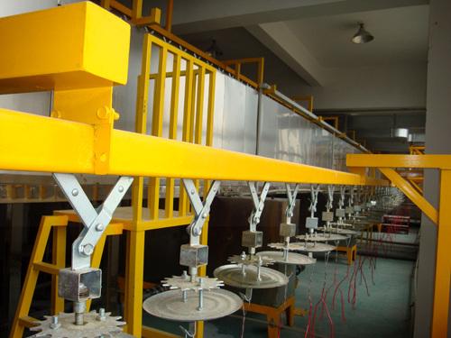 Good quality epoxy powder coating line