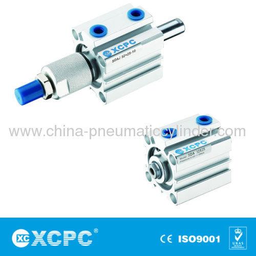 SDA compact thin cylinder