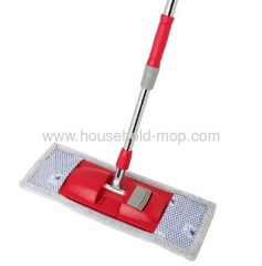 Green & Clean Microban Floor Mop & Bucket Set