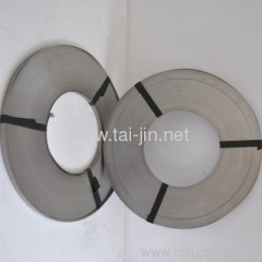 Titanium Ribbon Anode for ICCP.