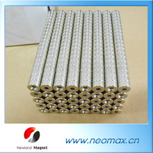 Round neodymium magnets with countersunk