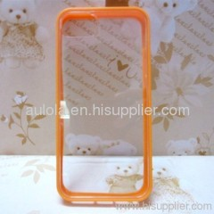 TPU Rubber Transparent Clear Case For Apple iPhone 5