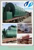 waste tyre pyrolysis oil machine
