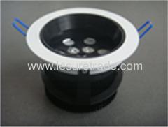 Led Downlights 1Wx18 Arbitrary rotation Angle of 360° Aluminium material