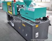 SS small injecttion molding machine features