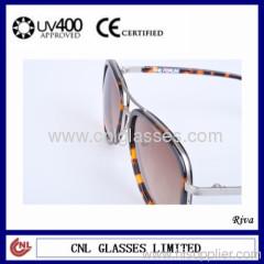 high quality metal chopper sunglasses