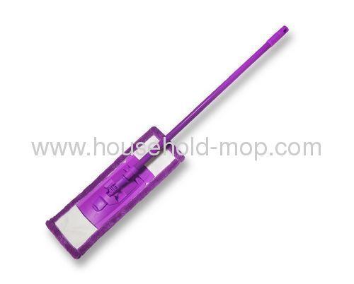 Flooring Microfiber Spray Mop Kit