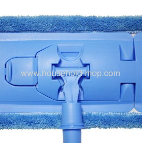 microfibre flat mop holder
