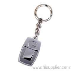 Zinc Alloy Pin keychain