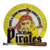 printing logo sport baseball pin