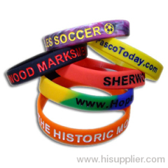 2013 new design silicone wristbands