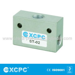 ST series Pneumatic Shuttle Valve