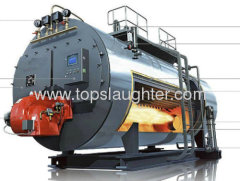 Meat processing equipment steam boiler