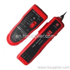 Telephone Network BNC RJ45 RJ11 Cable Tester Tracker Electric Wire Finder