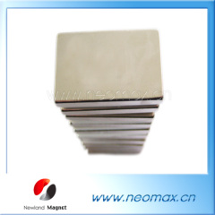 Block NdFeB Magnets for industry