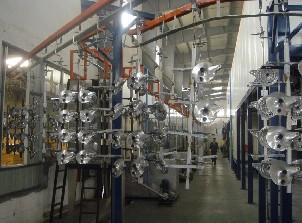 emulsion paint production line