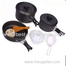 outdoor camping picnic cooking pot