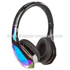 Monster Diamond Tears Edge Headphones-Black