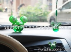 Disney Micky air freshener for car/ gift packing auto perfume
