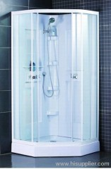 4mm clear glass shower rooms