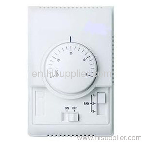 Air conditioning thermostat of WSK-7A