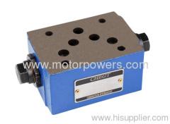 Pilot operated Check valve 31.5Mpa
