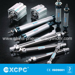 Mini stainless steel/aluminum cylinder