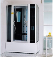 FM radio and FAN with luxury shower cabin
