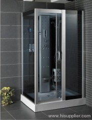 FM and FAN with shower cabins