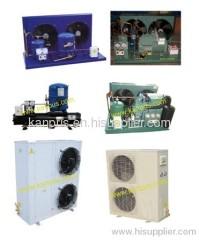 Condenser Unit for refrigeration (refrigeration condenser unit compressor unit refrigeration equipment)